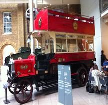 Bus Londres  type LGOC Type B Londres