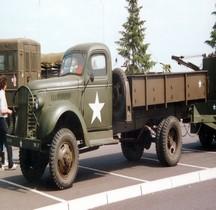 GMC ACK-353, 1.5-ton, 4x4, Cargo