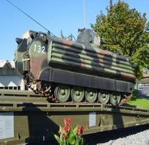 M 113 SpZ 63 Thun Suisse