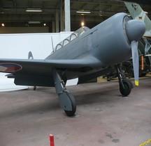 Yak-11 Moose  MRA Bruxelles