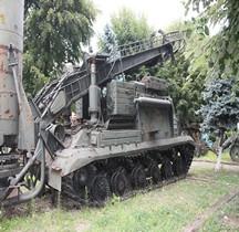 Missile Sol Sol R11 M8U218 TEL SS-1b Scud-A Bucarest