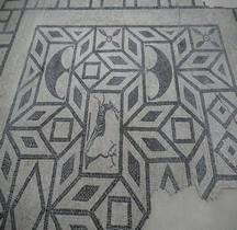 Mosaïque Rome Italie Rimini Mosaïque Chasse au cerf Museo Archeologicoples MAN