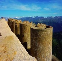 Hautes Alpes Montgenèvre Le Fort de Chaberton