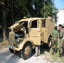 MercedesBenz MB-L1500 S  Funkwagen