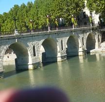 Gard Sommières Pont Romain