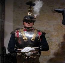 Cavalerie 3e Régiment Cuirassier Colonel Salon