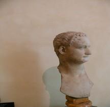 Statuaire 3 Empereurs 3 Domitien Rome