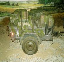 Remorque 1/4 ton MB-T trailer