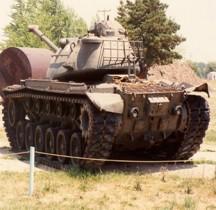 Char Moyen M 48 Patton USA
