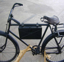 Vélo Allemand (Saumur)