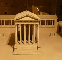 Turquie Pergame Acropole Temple de Trajan Trajaneum Mkt Rome EUR