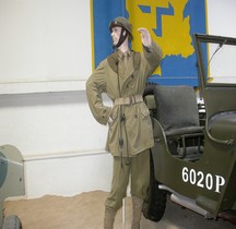 2°GM 1943 Cavalerie CEF Officier