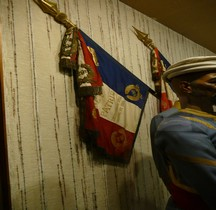 1918 Drapeau 1e Rgt Tirailleurs Algériens Salon Emperi