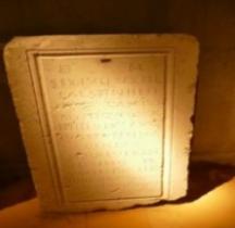 Pouvoir Epigraphie Stele de Sevir Sextus Julius Helius  Lyon