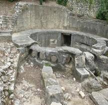 Gard Nimes Castellum Aquae
