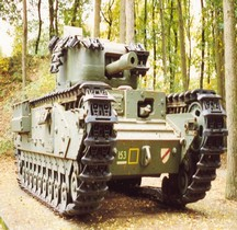 Churchill Infantry Tank MkIV ( A22 ) Mark V