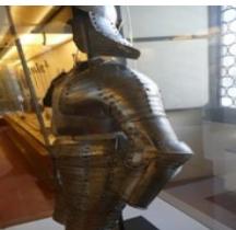 1639  Armure de Bernard de Saxe-Weimar  Bargello Florence