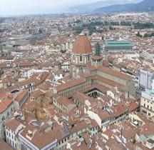 Florence Basilica san Lorenzo Exterieur