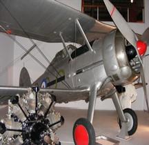 Gloster Gladiator 1 Hendon