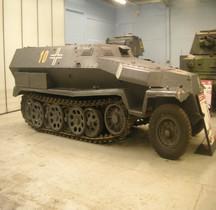 SdKfz 251-1 Ausf B Bovington