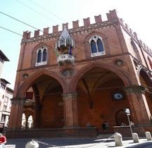 Bologna Palazzo della Mercanzia