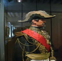 Etat Major 1860 Maréchal Regnault de St Jean d'Angely Paris  Les Invalides