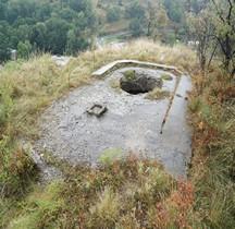 Südwall Pyrennées Orientales Eynes Bunker Ringstand RS.241