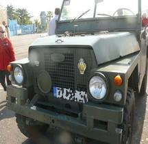 Land Rover 88 Commando