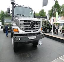 Mercedes Zetros 3343  6x4 Eurosatory 2018