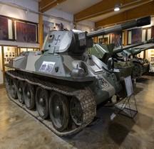 T 34 /76 modèle 1941 Parola