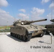 Merkava Siman 2 Yad la Shiryon Israel