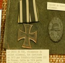 1eGM 1914 Eisernes Kreuz I. Klasse Croix de Fer Ie classe Salon