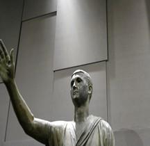 6 Statuaire Etrurie Arringatore Florence Musée Archéologique