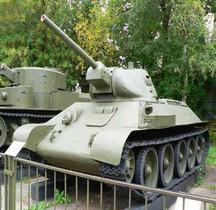 T 34/76 Modèle 1941 (Moscou)