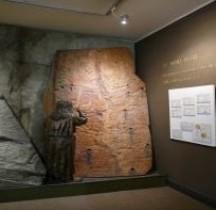 Age Bronze Ancien Mont Bego Gravures Rupestres  Replique Menton