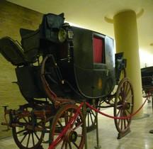 Vatican Carrozza di Viaggio 1845