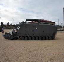 LVTE Landing Vehicle, Tracked, Engineer, Mark 1