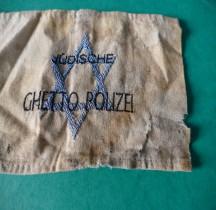 1940 Armbinde des Jüdischer Ordnungsdienst