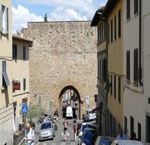 Florence Les murailles Porte San Miniato