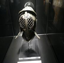 Gladiateur Provocator Casque Pompei Nimes 2018