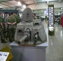Tourelle APX 2 Bastogne