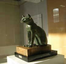 Statuaire Egypte  Gayer Anderson Cat Londres BM