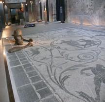 Mosaïque Rome Italie Anzio Villa Néron Rome Museo Nazionale