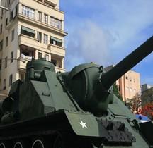 SU 100 Combat Cuba Baie des Cochons