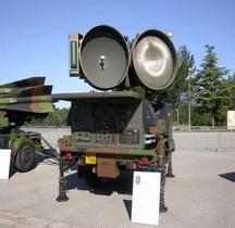 Missile Sol Air Hawk Radar HPIR