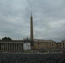 Rome Vatican Obelisco Vaticano