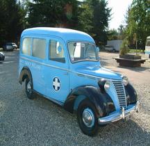 Fiat 1100 E Ambulanza