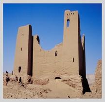 Al-Kharga Forteresse Umm al-Dabadib