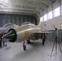 Mig 21 PF Duxford