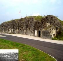 Meuse Vaux devant Damloup Fort de Vaux